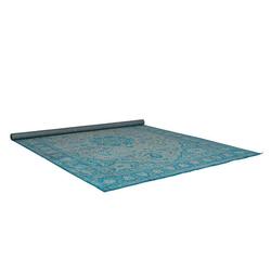 Dywan Almere 160x230cm - niebieski - niebieski