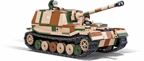 Small Army SDKFZ 184 Panzerjäger Tiger Elefant
