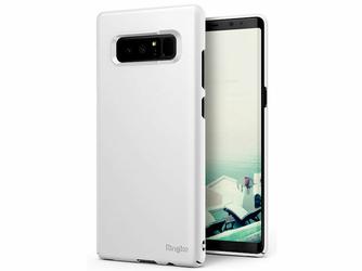Etui Ringke Slim Samsung Galaxy Note 8 White - Biały