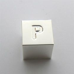Litera P - kostka