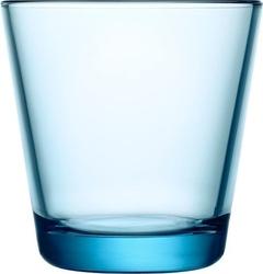 Szklanki kartio 210 ml light blue 2 szt.