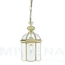 Lanterns lampa wisząca 18 mosiądz