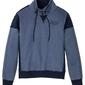Bluza bonprix indygo - ciemnoniebieski melanż