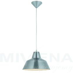Glen lampa wisząca 1 srebrny