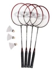 Zestaw do badmintona smj br-023