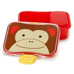 Pudełko na przekąski skip hop zoo - małpka