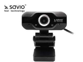 Elmak kamera internetowa usb full hd savio cak-01