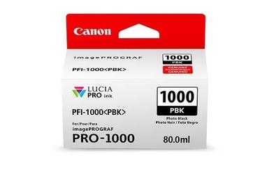 Canon TUSZ PFI-1000PBK NON-BLISTER 0546C001
