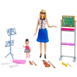 Lalka barbie nauczycielka