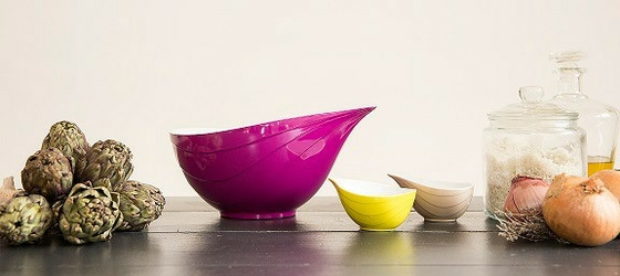 Miseczka onion zak designs fioletowa 10cm 2264-0320