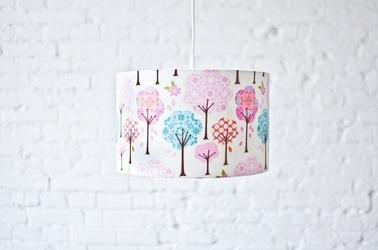 Lampa wisząca - bajkowy las