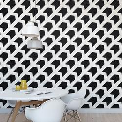 Tapeta na ścianę - modern guidon , rodzaj - tapeta flizelinowa laminowana