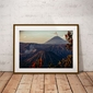 Bromo ver.iii - plakat premium wymiar do wyboru: 100x70 cm