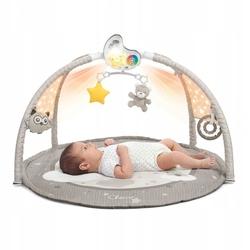 Mata dla niemowlaka 3w1 neutral z projektorem