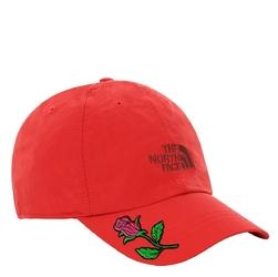 Czapka z daszkiem the north face horizon custom rose - nf00cf7wegd - rose