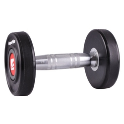 Hantla poliuretanowa profi 10 kg - insportline - 10 kg
