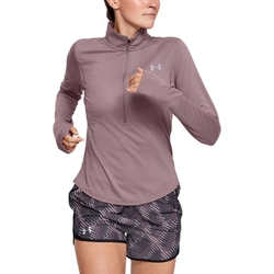 Bluza damska under armour streaker 2.0 half zip