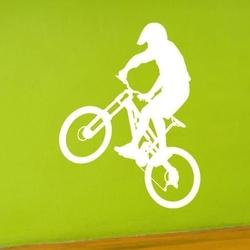 Szablon malarski rower 006