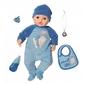 Baby annabell chłopiec akexander lalka interaktywna 43cm