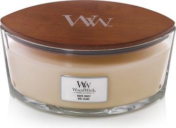 Świeca hearthwick woodwick white honey