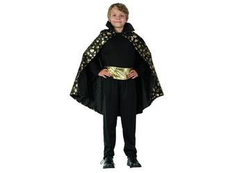 Kostium wampir złoty - l - 130140 cm