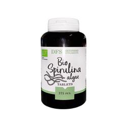 DIET FOOD Bio Spirulina 375 tabs