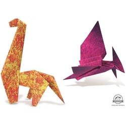 Dinozaury origami zestaw kreatywny