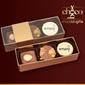 Czekoladki czekoladki firmowe 1 x 3