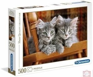 Clementoni puzzle 500 kociaki 5452 nn