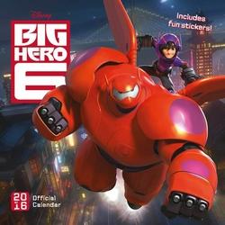 Big Hero 6 - kalendarz 2016 r.