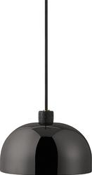 Lampa wisząca grant 23 cm czarna