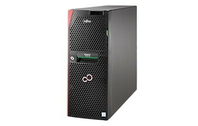 Fujitsu TX1330M3 E3-1225v6 8GB 2x600GB CP400i DVD-RW 1YOS LKN:T1333S0001PL