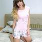 Leinle mademoiselle 596 piżama damska