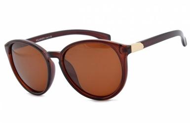 Damskie okulary polaryzacyjne brązowe pol-635