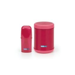 Pojemniki termiczny na jedzenie CF Bebedue, czerwony 500 ml