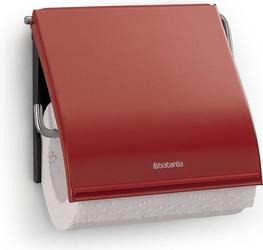 Uchwyt na papier toaletowy classic czerwony