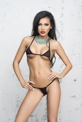 Mini bikini ipanema black me seduce