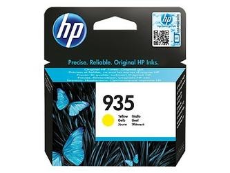 HP Oryginalny tusz 935 ŻÓŁTY C2P22AE