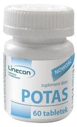 Potas linecon x 60 tabletek