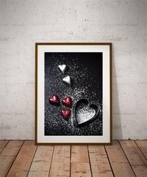 Sweet love - plakat wymiar do wyboru: 40x60 cm