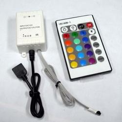 LA1 RGB LED KONTROLER TAŚMA SMD STEROWNIK + PILOT