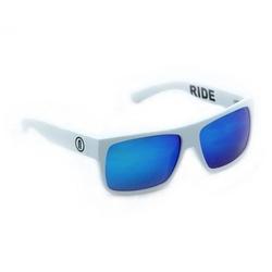 Neon ride whitedark blue