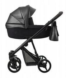 Wózek Bebetto Nitello Shine 3w1 fotel Maxi Cosi Cabriofix