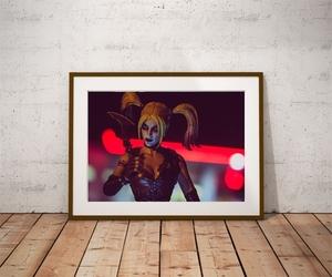 Harley quinn ver2 - plakat wymiar do wyboru: 42x29,7 cm