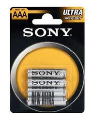 Baterie sony aaa r03 blister 4szt. - szybka dostawa lub możliwość odbioru w 39 miastach