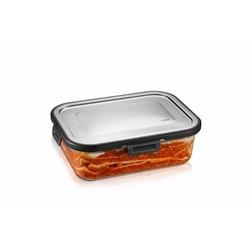 Gefu pojemnik na żywność milo prostokątny, 1500 ml