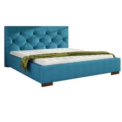 Łóżko tapicerowane Elektra 140x200 cm