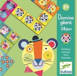 Domino gigant zwierzęta