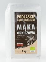 Mąka orkiszowa chlebowa bio typ 750 1kg