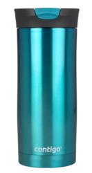 Kubek termiczny Contigo Huron 470 ml - Biscay Bay - Turkusowy